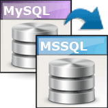 MySQL To MSSQL Data Migrator